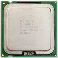 Celeron D 331 (LGA775, 2.66, 256k, 533, SL7TV)
