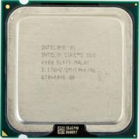 Core 2 Duo E6400 (LGA775, 2.13, 2M, 1066, SL9T9)