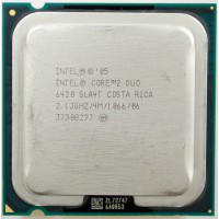 Core 2 Duo E6420 (LGA775, 2.13, 4M, 1066, SLA4T)