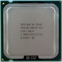 Core 2 Duo E8400 (LGA775, 3.00, 6M, 1333, SLB9J)