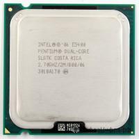 Pentium Dual-Core E5400 (LGA775, 2.70, 2M, 800, SLGTK)