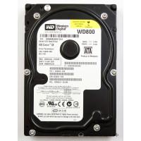 80 GB Western Digital WD800JD